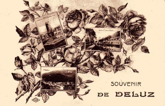 Carte datée de 1923