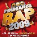 Puissance Rap 2009 [Coffret] par Compilation
