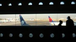 Aeropuerto de Mexico ciudad