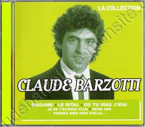 CD best of La collection 15 mars 2011