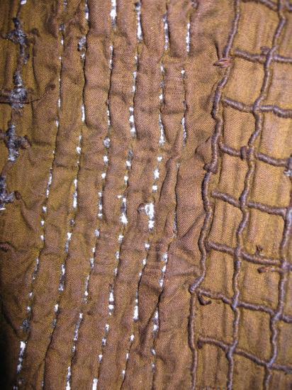 textile palman à Saint-Louis du Sénégal