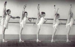 Cours de danse classique et jazz