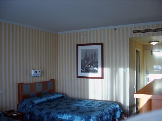 Une chambre familliale