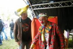 christian et coco le clown