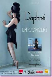Daphné en concert