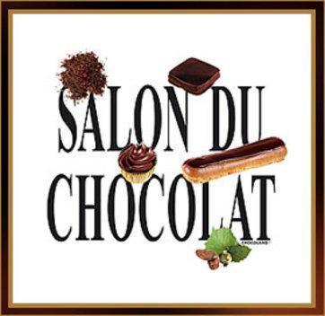 Salon du chocolat 2010
