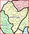 Commune de Bugenyuzi et ses Zones