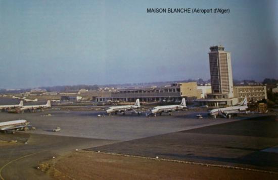 Aéroport Maison Blanche Alger