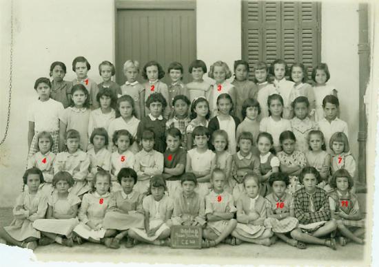 CE1 1956