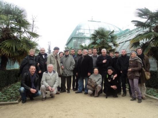 Serres d'Auteuil 2011
