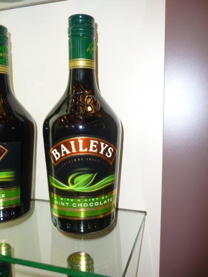 Alcool au chocolat