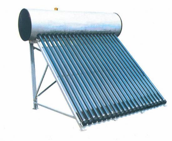Fonctionnement d 39 un chauffe eau solaire individuel cesi for Fabriquer son chauffe eau solaire