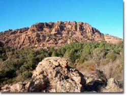 Le rocher et sa légende mystérieuse