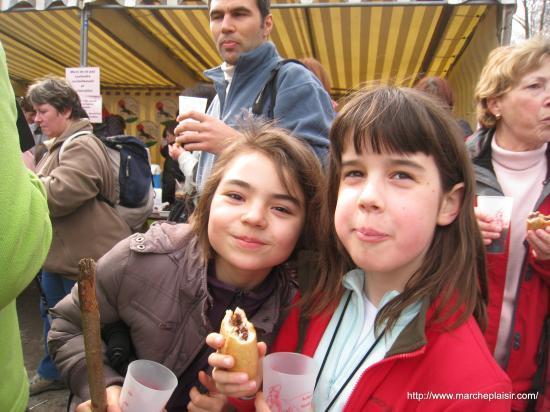 Ilona et Charlotte