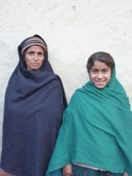 Sheila et Palvi Devi