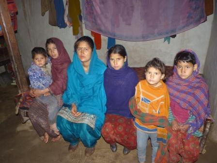 famille de Shreshta Devi
