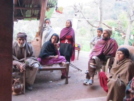 famille du Sarpanch de Suhar