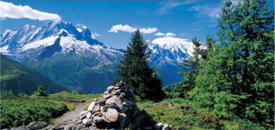 Trail du Mont-Blanc