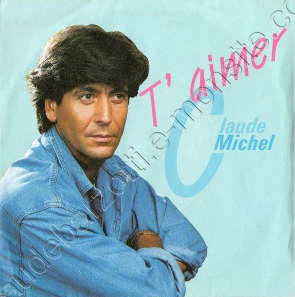 45 T Claude Michel T'aimer / Instrumental 1992