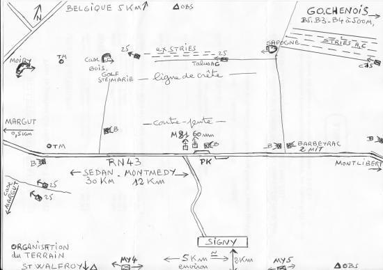 organ terrain Moiry/Sapogne/Chenois