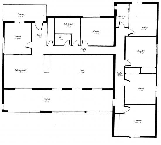 La maison plans - Creer plan maison ...