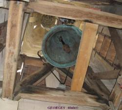 La cloche de l'église