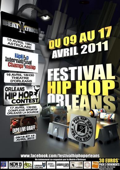 Hip Hop à Orléans
