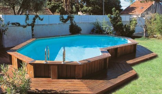Piscines bois for Specialiste piscine bois