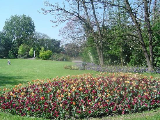 nos plus beaux jardins - Jardin Des Plantes Lille