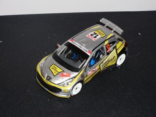 207 S 2000 rally de Monte Carlo Wittman