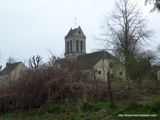 église de Bréançon