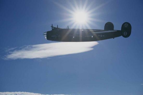 Consolidated B-24 Liberator