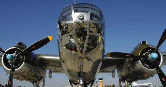 North American B-25