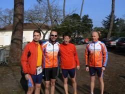 2011 bike n run Andernos  les Bains