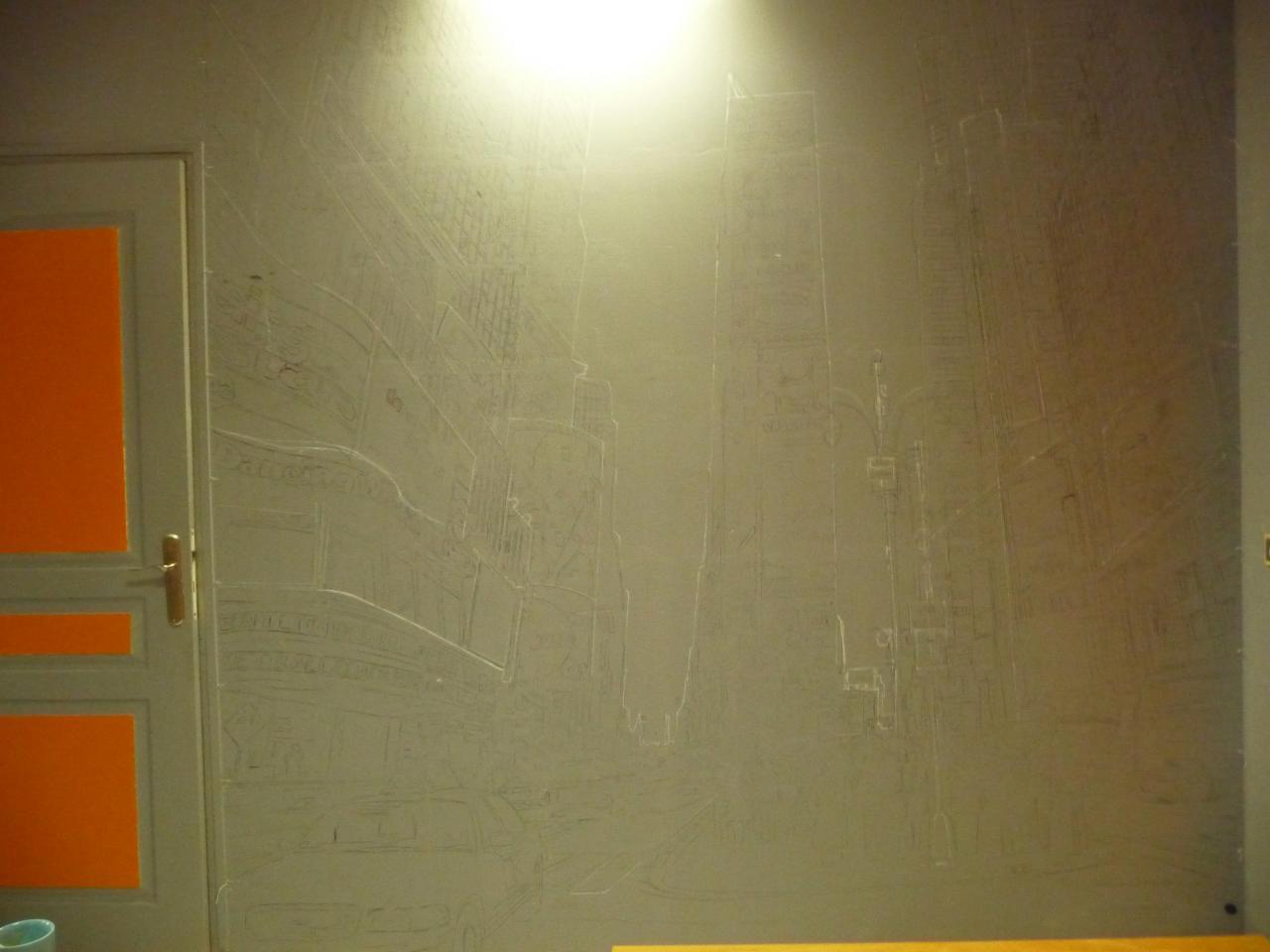 peinture murale du - photo #36