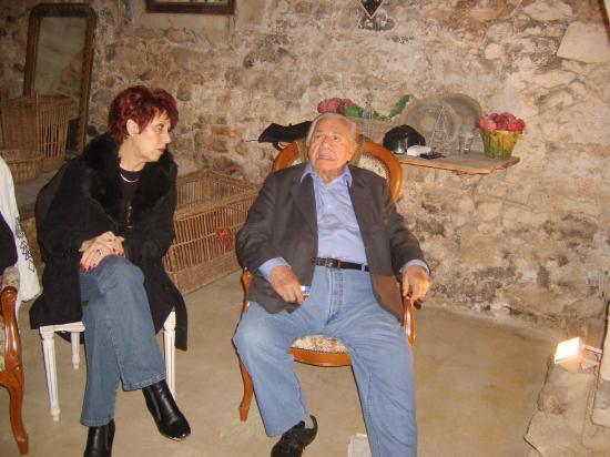 Nadine COSTA  et Michel GALABRU