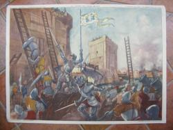 Jeanne d'Arc délivre Orléans.