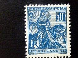 1929 Jeanne d'Arc