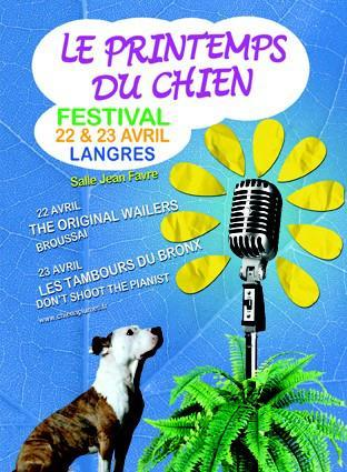 Festival du Chien à Plumes