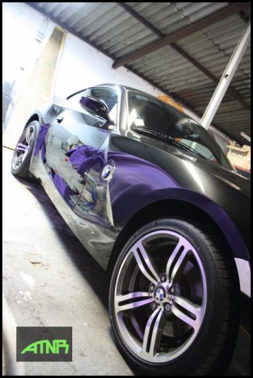 Rénovation BMW Z4 Coupé