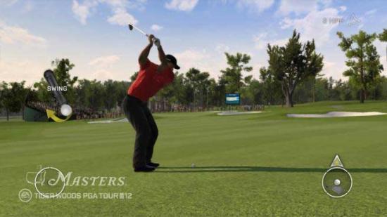 Tiger Woods de retour au Masters 2012 pour la victoire ?
