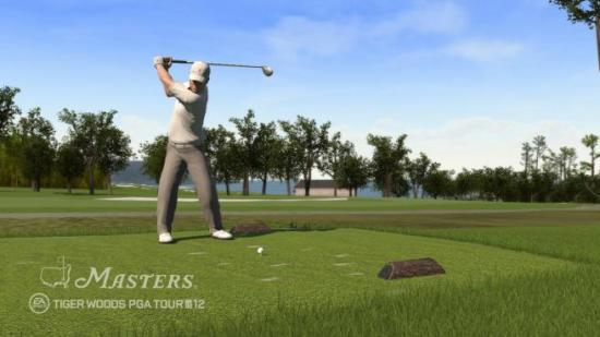 Sortie de Tiger Woods PGA TOUR 12 : The Masters