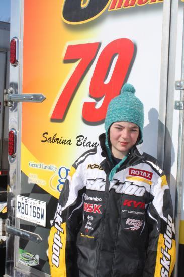 Sabrina Blanchet