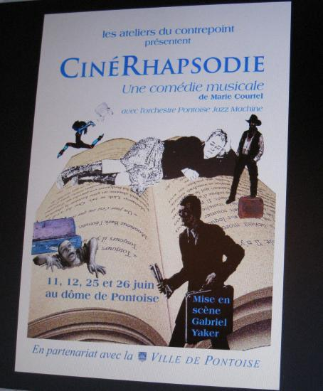 Cin&eacute;Rhapsodie