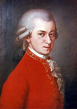 MBTI enneagram type of Wolfgang Amadeus Mozart