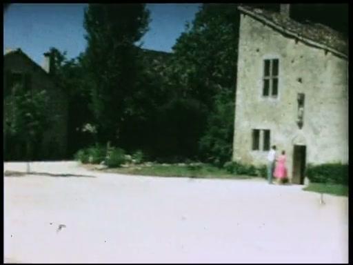 maison natale de jeanne 1956 . Ayant-droit : Annie Blanc