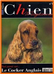 Chiens magazine N°1 de Edimag (68 pages)
