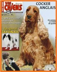 Vos chiens N°279 Novembre 2009