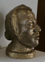Une sculptrice à Jean Macé