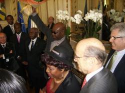 cérémonie du 04/11/2011